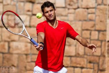 Grigor Dimitrov is listed (or ranked) 2 on the list Men Who Serena Williams Has Dated
