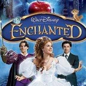 Enchanted is listed (or ranked) 8 on the list The Best Cinderella Movies