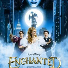 Enchanted is listed (or ranked) 9 on the list The Best Movies for Young Girls