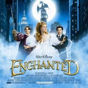 Enchanted is listed (or ranked) 6 on the list The Best Disney Live-Action Movies