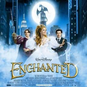 Enchanted is listed (or ranked) 12 on the list The Best Princess Movies