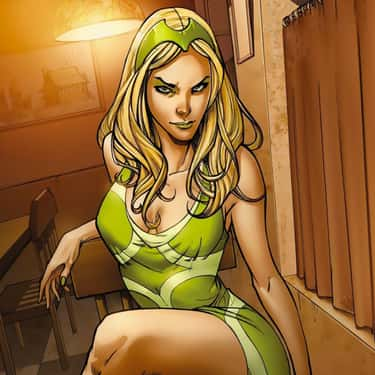 Amora The Enchantress Is Seduc is listed (or ranked) 2 on the list 13 Fictional Characters Who Are Way Heavier Than They Look