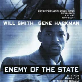 Enemy of the State is listed (or ranked) 14 on the list The Best Black Action Movies, Ranked
