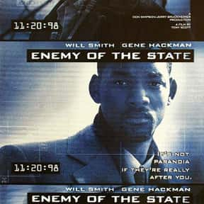 Enemy of the State is listed (or ranked) 24 on the list The Best Spy Movies