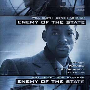 Enemy of the State is listed (or ranked) 8 on the list The Best Will Smith Movies