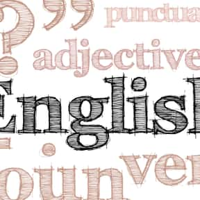 English Language is listed (or ranked) 1 on the list The Best Language to Learn