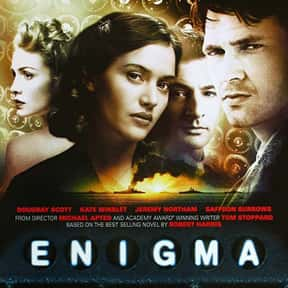 Enigma is listed (or ranked) 23 on the list The Best Kate Winslet Movies