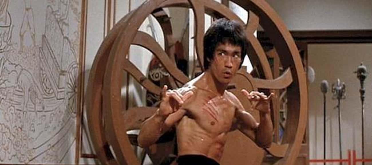 Bruce Lee Develops A Taste For Blood