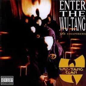 Enter the Wu-Tang: 36 Chambers is listed (or ranked) 14 on the list The Best Hip Hop Albums of All Time