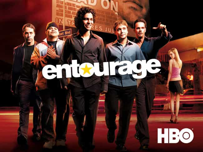 Entourage is listed (or ranked) 4 on the list What to Watch If You Love 'Ballers'
