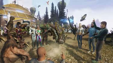 'Entropia Universe' - Most Exp is listed (or ranked) 2 on the list 15 Video Games With Surprising Guinness World Records