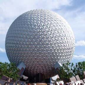 Epcot is listed (or ranked) 25 on the list The Best Theme Parks For Roller Coaster Junkies