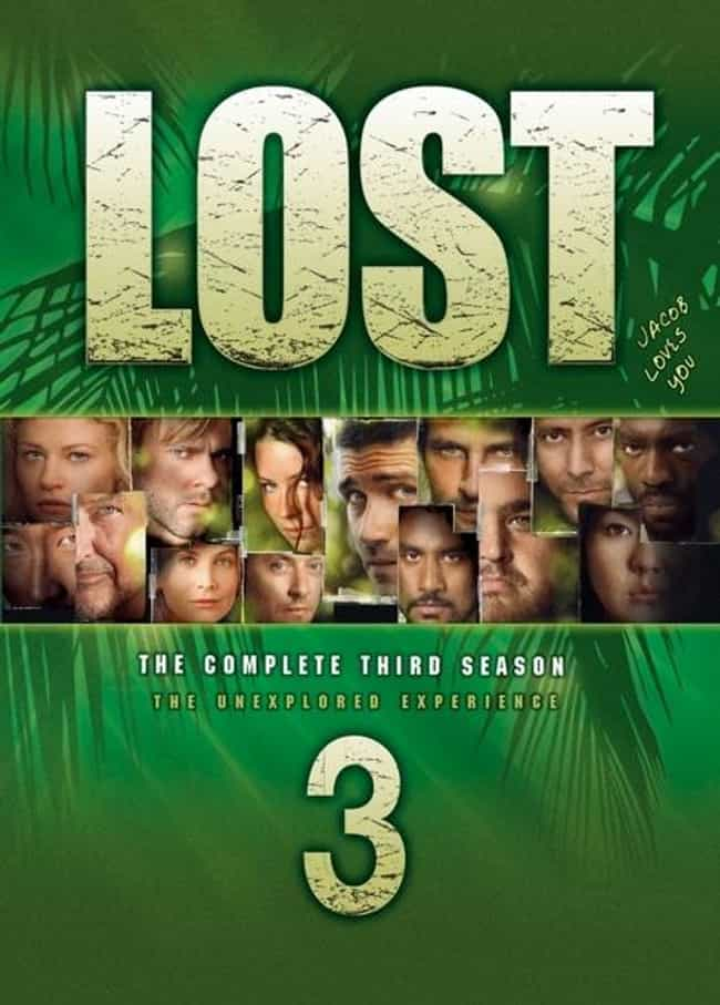 Lost - Season 3 is listed (or ranked) 3 on the list The Best Seasons of Lost