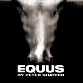 Equus is listed (or ranked) 2 on the list The Best Broadway Plays of the 70s