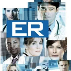 ER is listed (or ranked) 7 on the list The Best 2000s Medical TV Shows