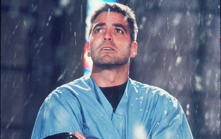 'ER' Let George Clooney Walk When His Contract Was Up