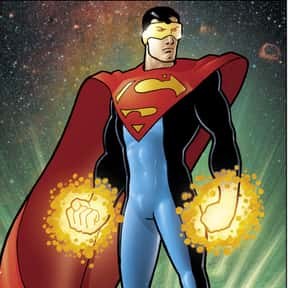Eradicator is listed (or ranked) 18 on the list The Best Superman Villains Ever