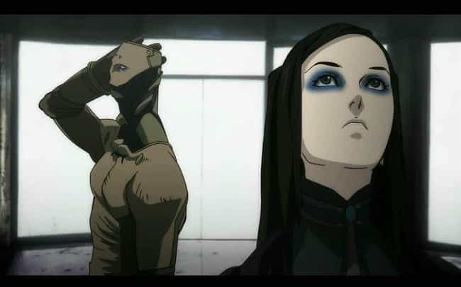 Ergo Proxy is listed (or ranked) 3 on the list Criminally Underrated Anime Series That Flew Under Your Radar