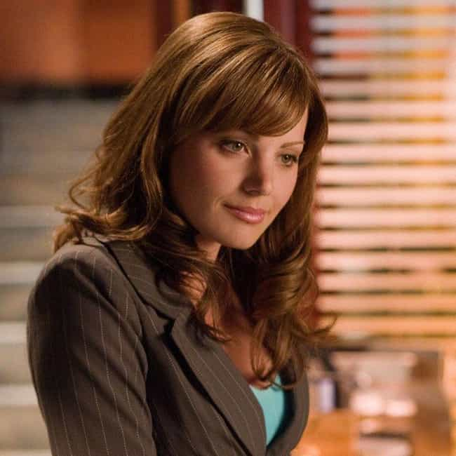 Erica Durance is listed (or ranked) 1 on the list The Best Actresses Who Played Lois Lane