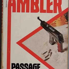 Eric Ambler is listed (or ranked) 5 on the list 180+ Atheist Authors and Journalists