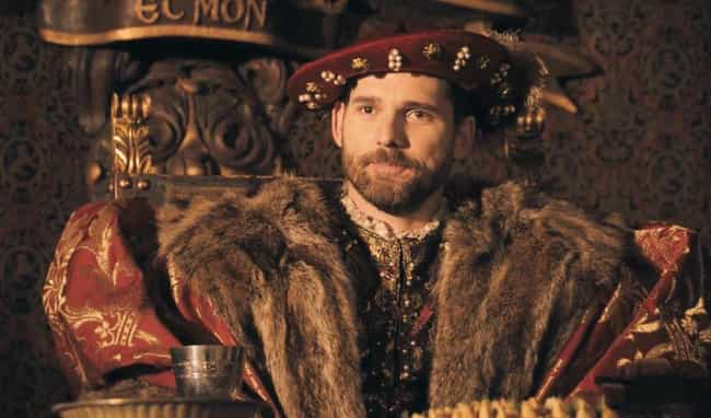 Eric Bana is listed (or ranked) 4 on the list Everyone Who Has Played Henry VIII, Ranked