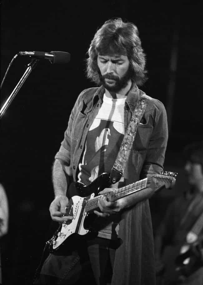Eric Clapton is listed (or ranked) 3 on the list The Greatest Guitarists Of All Time