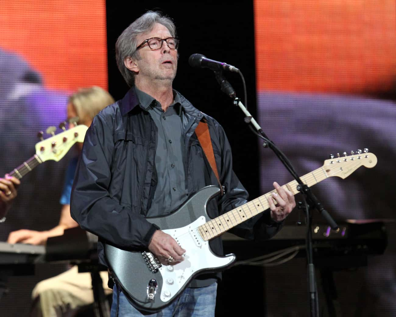 Eric Clapton is listed (or ranked) 3 on the list 6 Celebrities Who Were Lied to About Their Parents