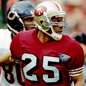 Eric Davis is listed (or ranked) 5 on the list The Best San Francisco 49ers Cornerbacks Of All Time