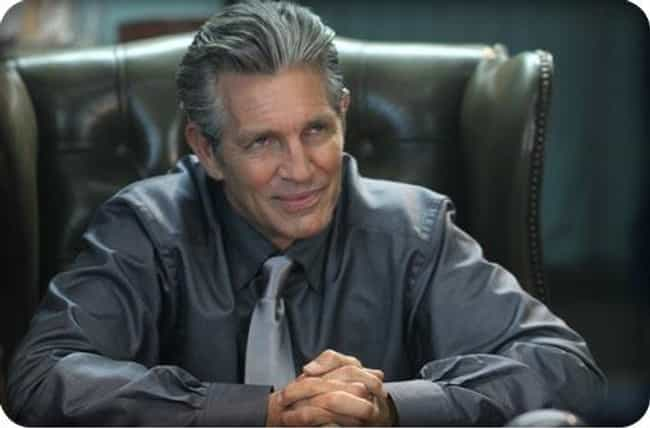 Eric Roberts is listed (or ranked) 3 on the list Actors Who Are the Best at Playing Sleazeballs