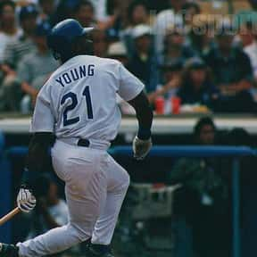Eric Young is listed (or ranked) 18 on the list The Best Dodgers Left Fielders of All Time