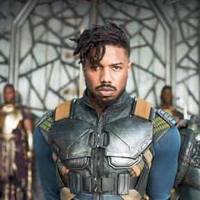 Erik Killmonger is listed (or ranked) 5 on the list Who Are Your Favorite Bad Guy Main Characters?