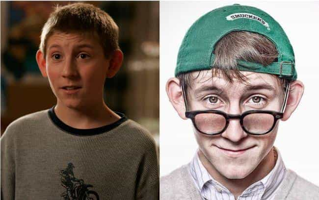 Erik Per Sullivan is listed (or ranked) 3 on the list The Cast Of 'Malcolm In The Middle' - Where Are They Now?