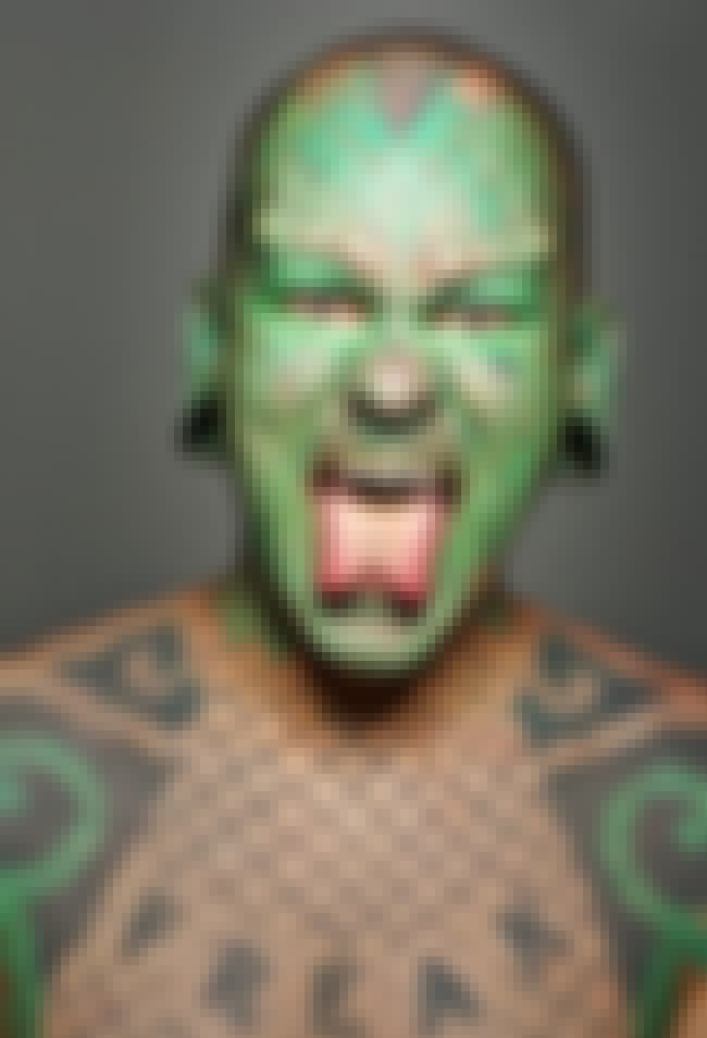 The Lizardman is listed (or ranked) 2 on the list Famous Hartwick College Alumni