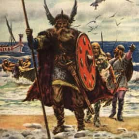 Erik the Red is listed (or ranked) 20 on the list If You Fought To The Death, Who Would You Want By Your Side?