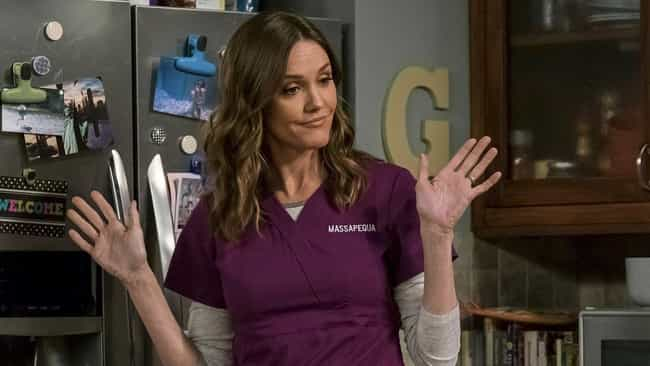 Erinn Hayes is listed (or ranked) 4 on the list Stars Who Left TV Shows After One Season