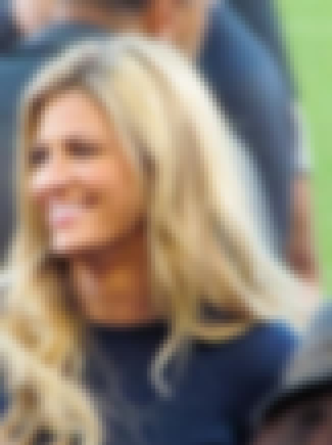 Erin Andrews is listed (or ranked) 4 on the list List of Famous Reporters