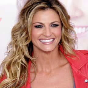 Erin Andrews is listed (or ranked) 2 on the list List of Famous Sports Commentators