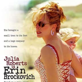 Erin Brockovich is listed (or ranked) 23 on the list The Best Comedy-Drama Movies