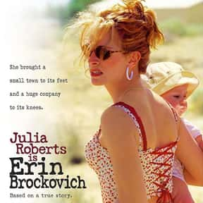 Erin Brockovich is listed (or ranked) 15 on the list Movies Turning 20 In 2020