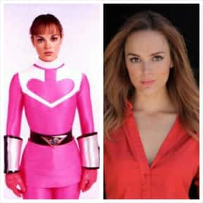 Erin Cahill is listed (or ranked) 23 on the list Power Rangers Cast List