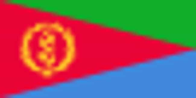 Eritrea is listed (or ranked) 3 on the list Countries Ruled by A Single-Party State