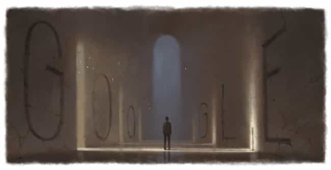 Ernesto Sabato is listed (or ranked) 1184 on the list Every Person Who Has Been Immortalized in a Google Doodle