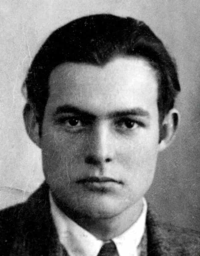 Ernest Hemingway is listed (or ranked) 3 on the list The Kinkiest Historical Figures In Recorded History