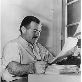 A biography and life work of ernest hemingway an american author and journalist