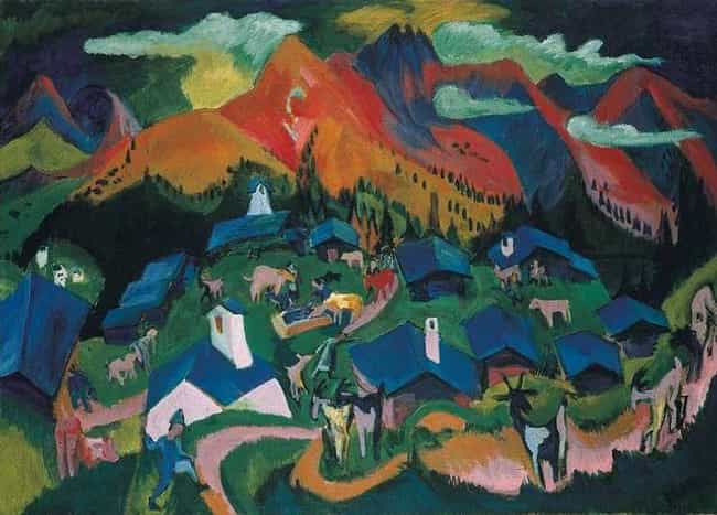 Famous German Expressionism Artists