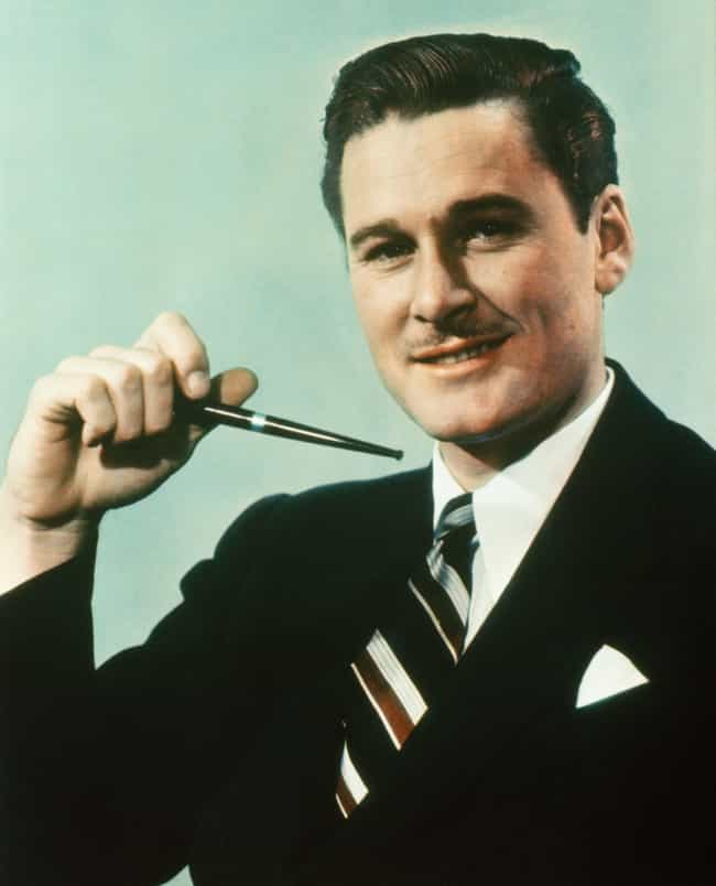 Errol Flynn is listed (or ranked) 3 on the list Famous People Born in 1909