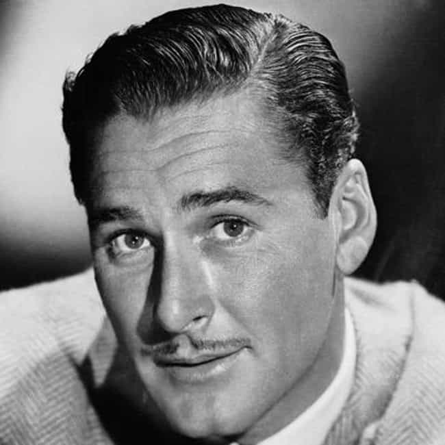 Errol Flynn is listed (or ranked) 4 on the list Dying Words: Last Words Spoken By Famous People At Death