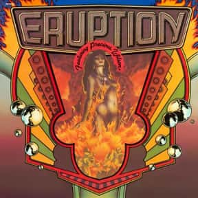 Eruption is listed (or ranked) 12 on the list Hansa Records Complete Artist Roster