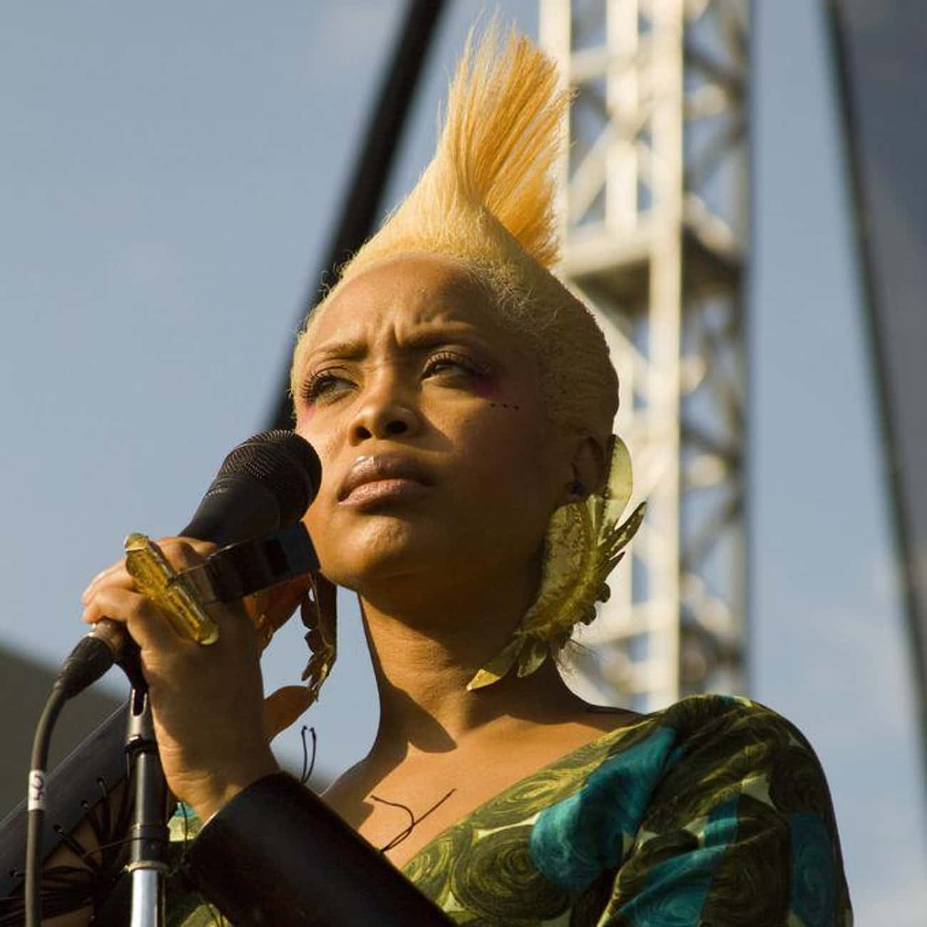 Erykah Badu is listed (or ranked) 2 on the list 38 Rappers Who Are Pisces