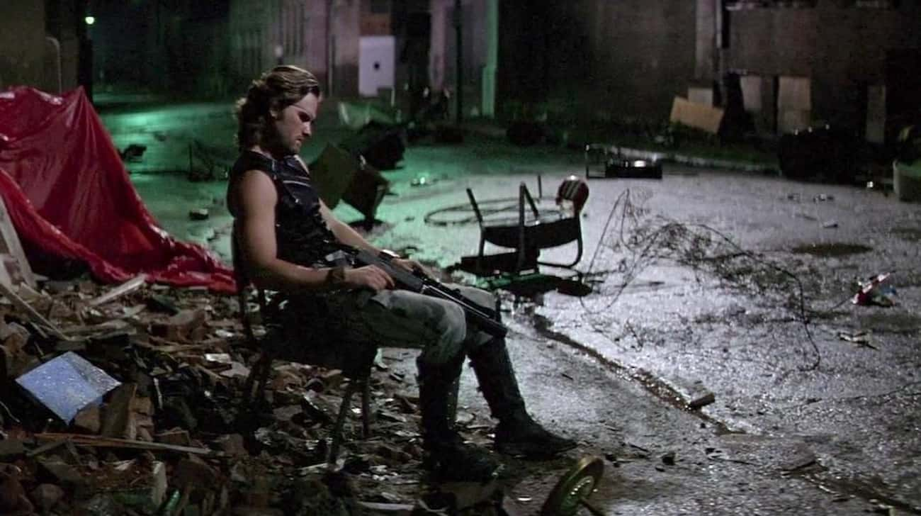 'Escape From New York' - Shot  is listed (or ranked) 2 on the list Movies With Places In The Title That Weren't Actually Shot There